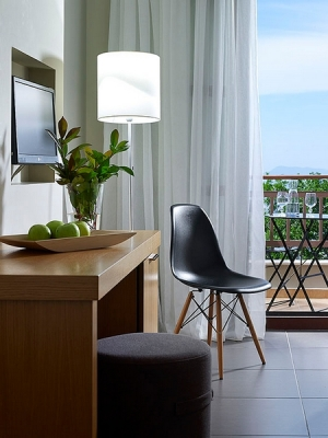 Double Rooms with view, Pilion Terra Hotel | Hotels in Pelion | Portaria Hotels|  Portaria | Pelion | Volos | Greece