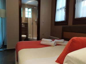 Single Rooms, Pilion Terra Hotel | Hotels in Pelion | Portaria Hotels|  Portaria | Pelion | Volos | Greece